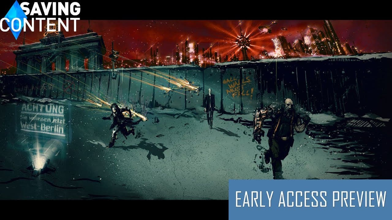 all walls must fall early access