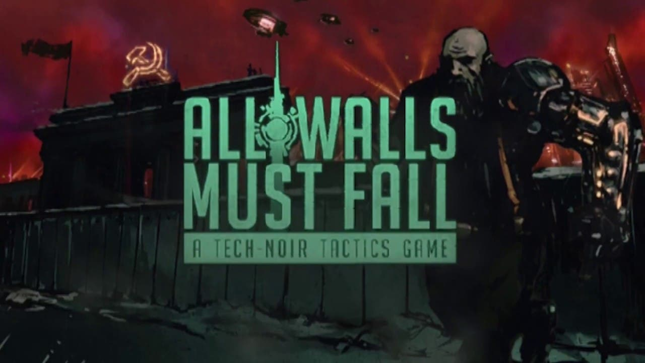 all walls must fall gets sale in
