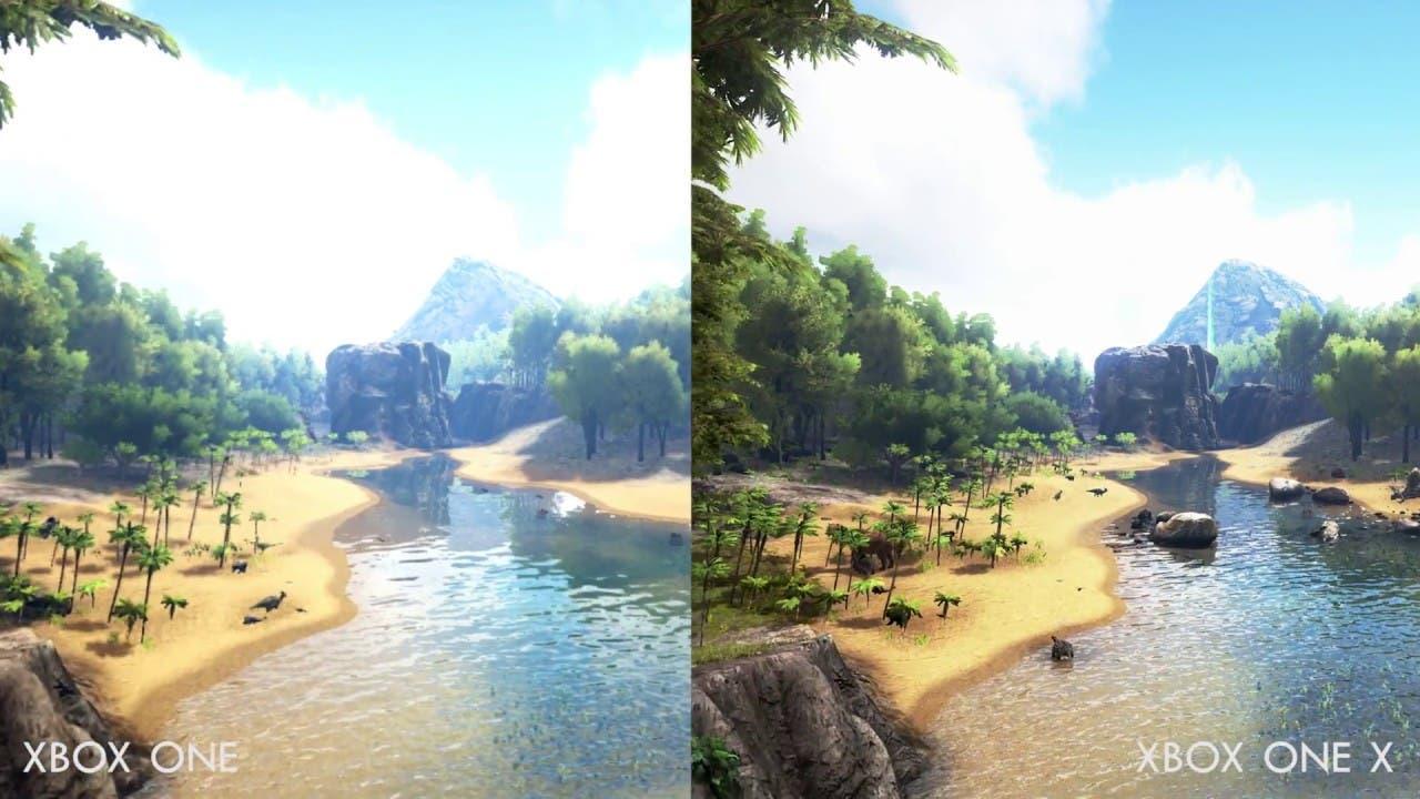 ark survival evolved is enhanced