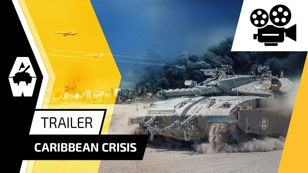 armored warfare expands with car