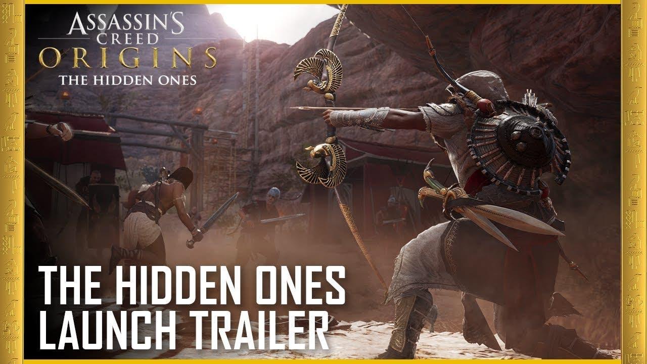 assassins creed origins dlc the