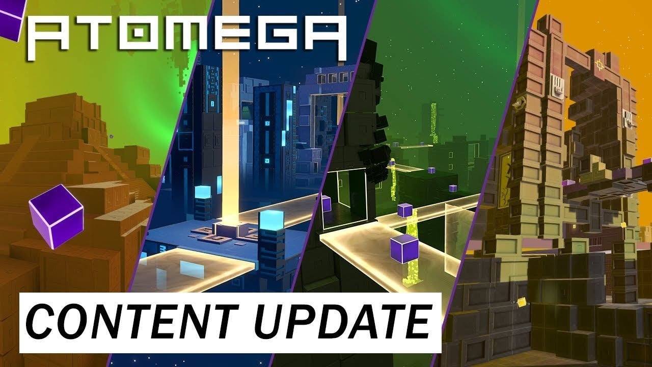 atomega updated with new content