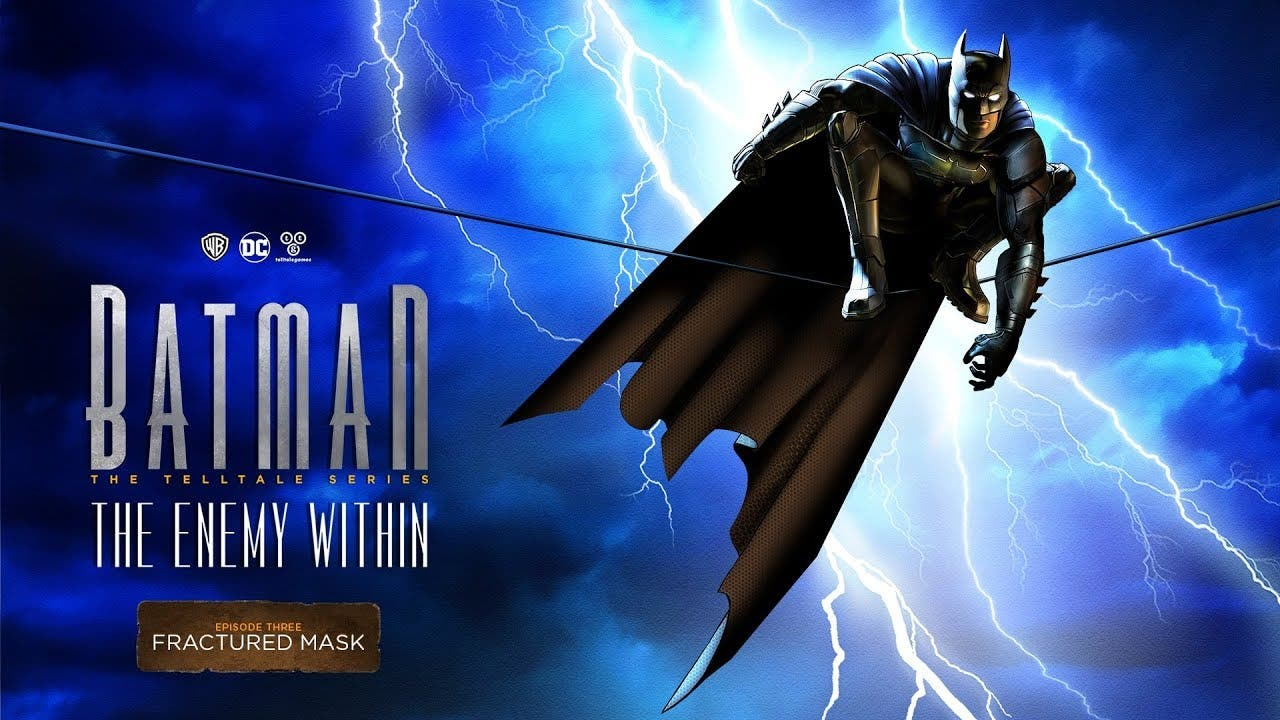 batman the enemy within episode
