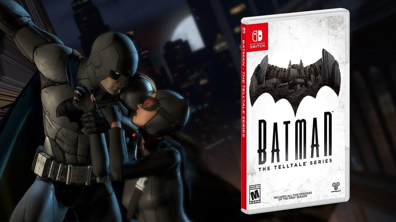 batman the telltale series comes