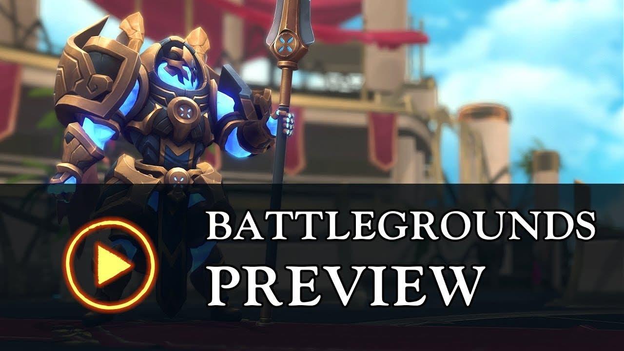 battlerite gets battlegrounds mo