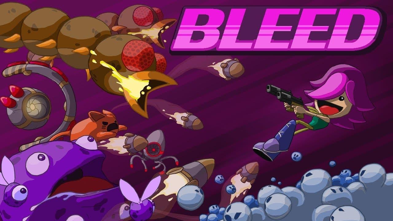 bleed blasts onto nintendo switc