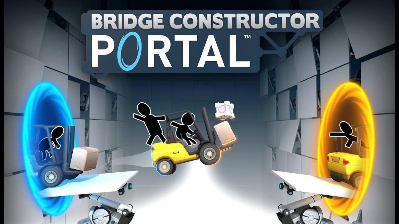 bridge constructor portal is a p