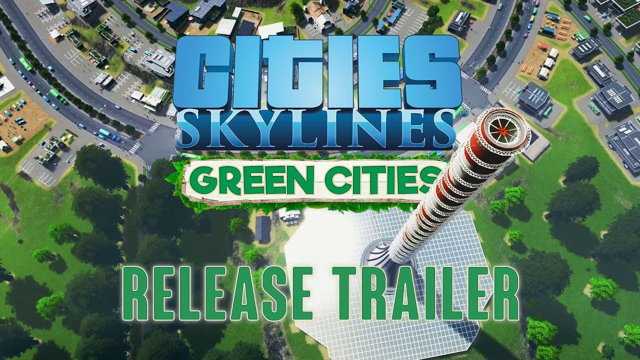 cities skylines green cities exp