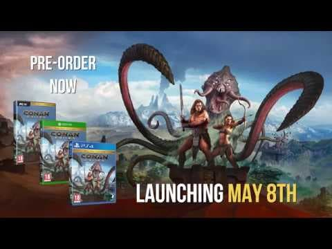 Conan Exiles gets a release date for full version on PC, Xbox One