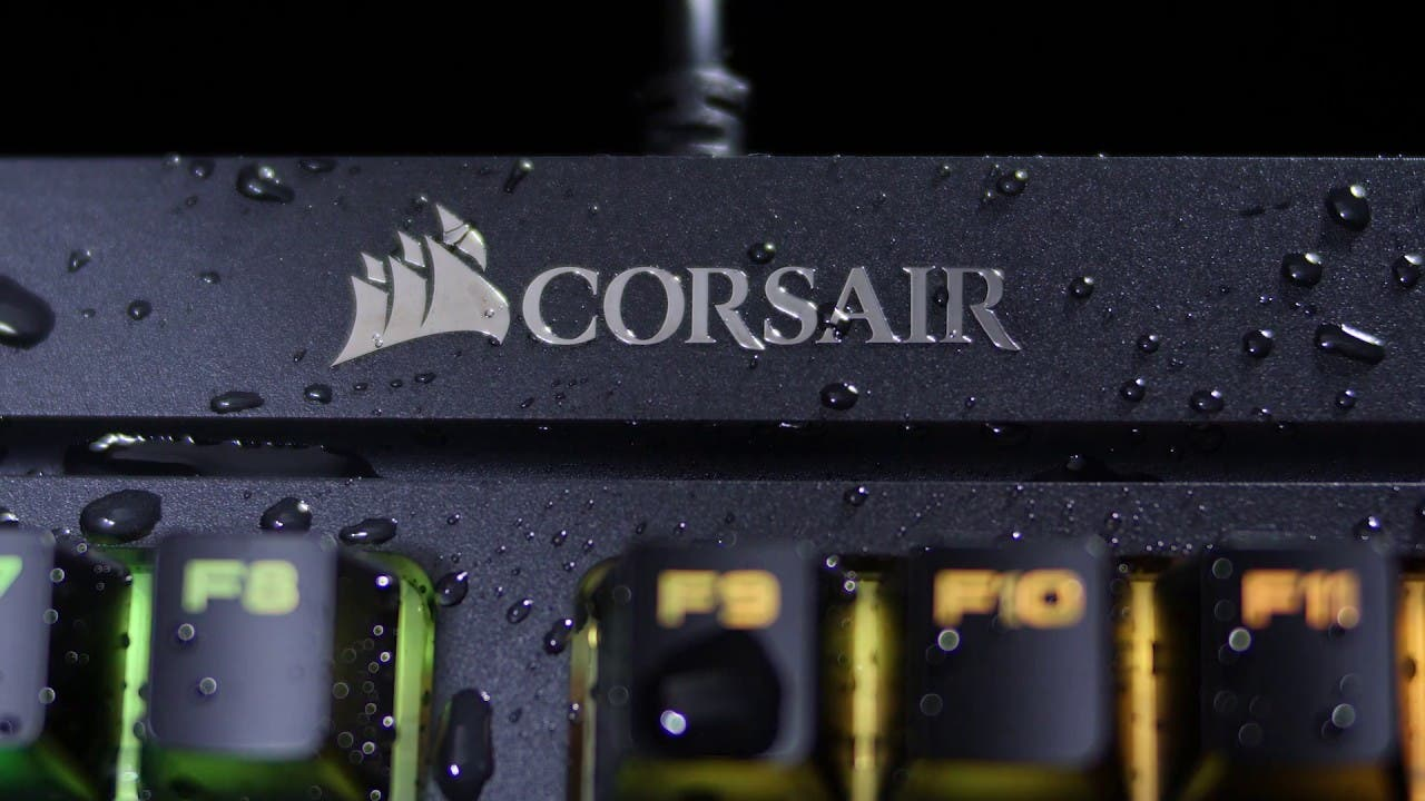 corsair makes the new water resi