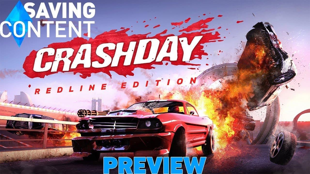 crashday redline edition preview