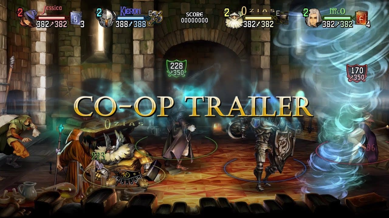 dragons crown pro trailer shows