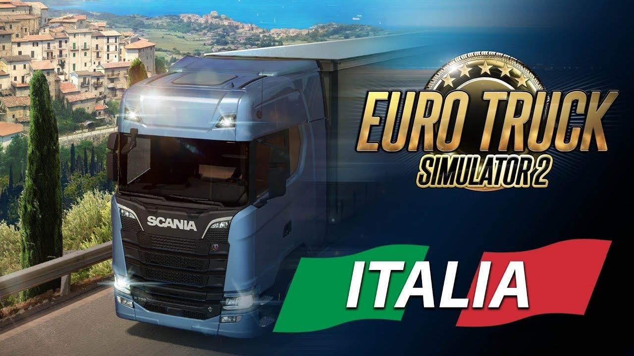 euro truck simulator 2 italia ex