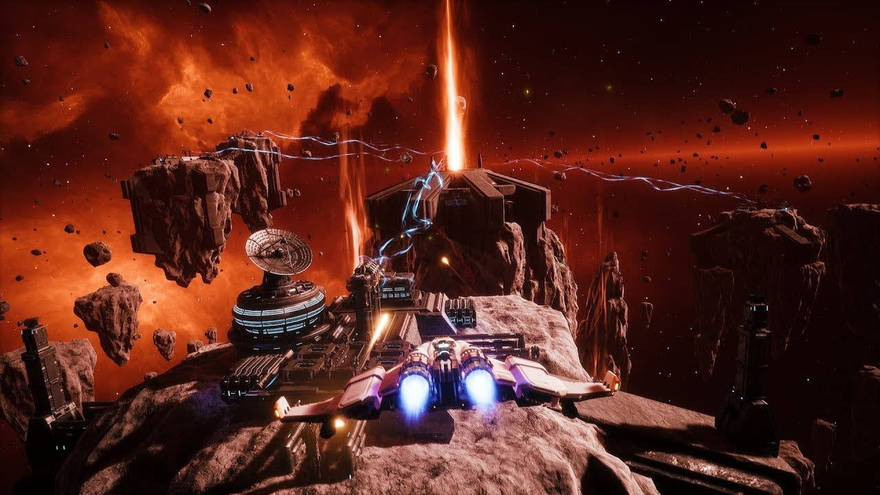 everspace gets hardcore mode as