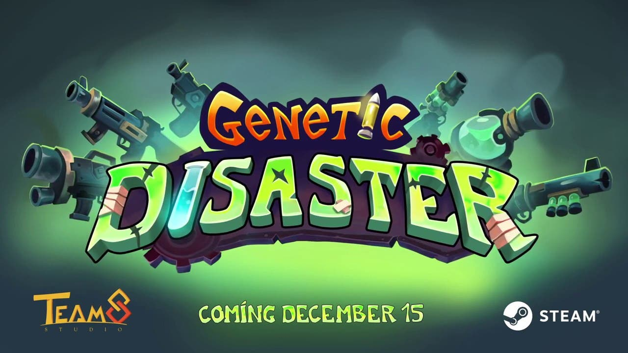 genetic disaster a roguelike sho