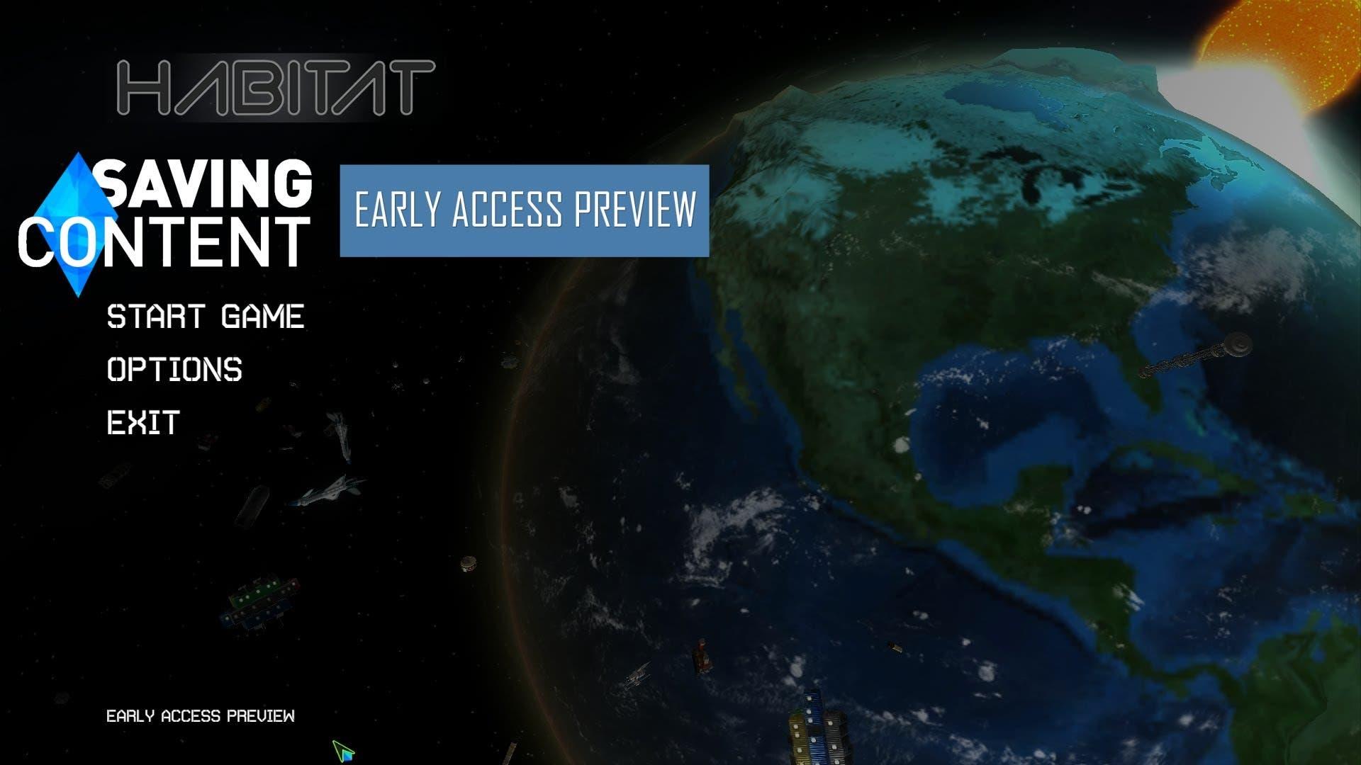 habitat pre alpha early access p