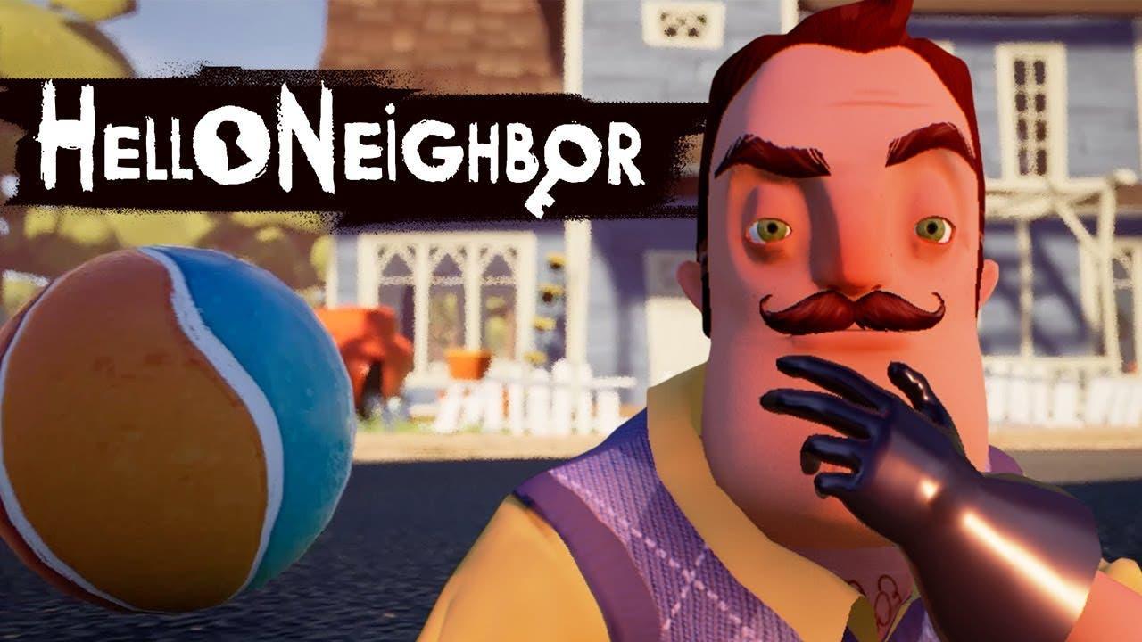 hello neighbor trailer from rele