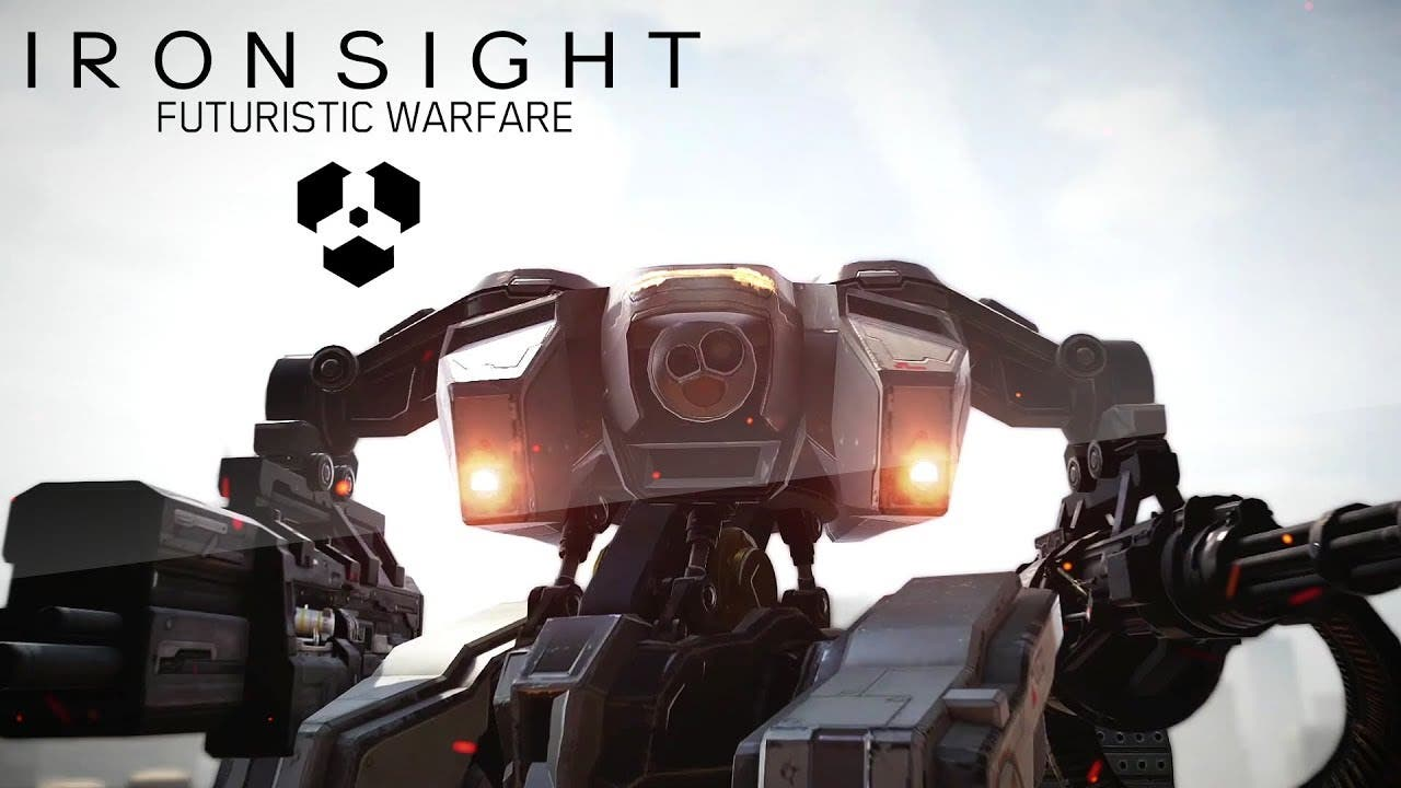 ironsight the high tech military