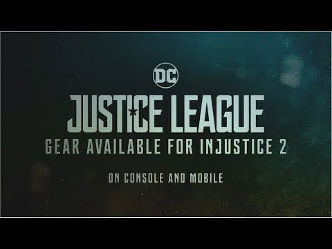 justice league events and gear n