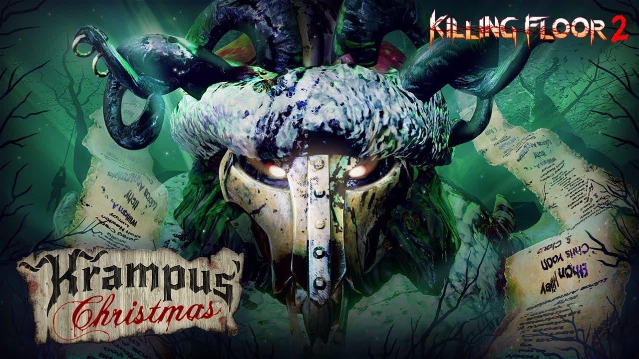 killing floor 2 begins krampus c