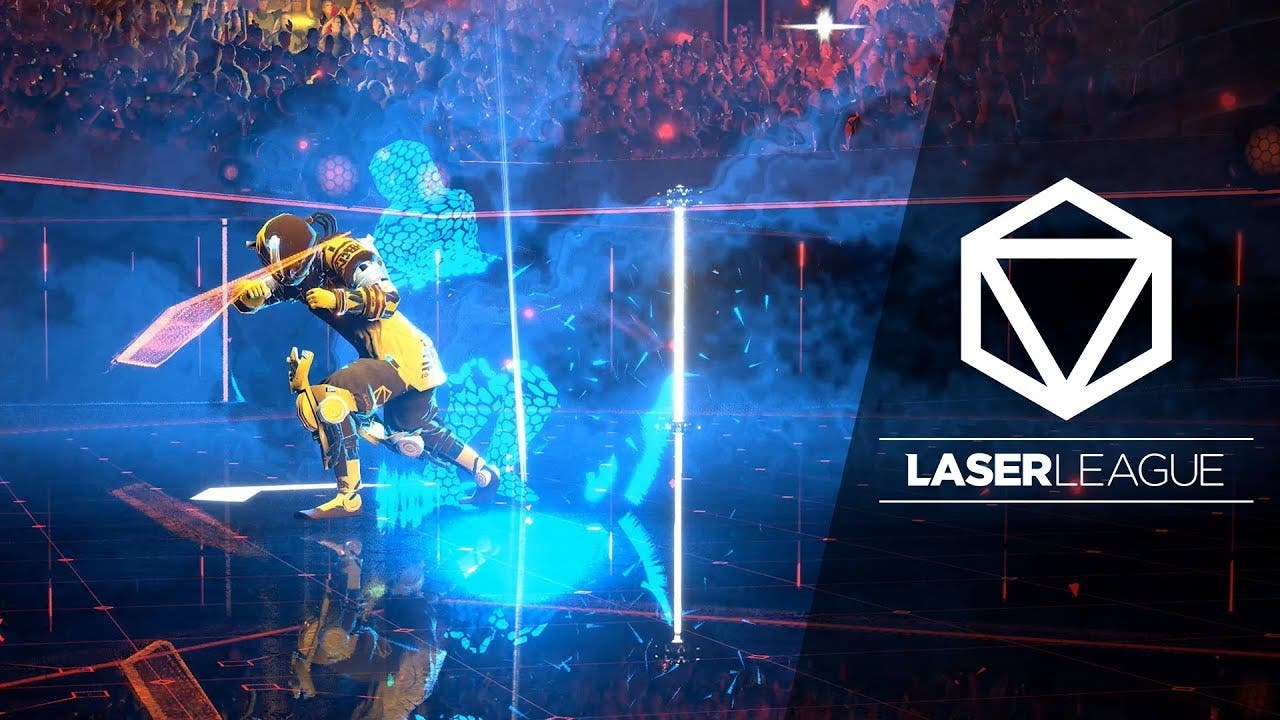 laser league from roll7 and 505
