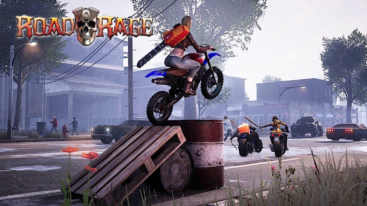 maximum games releases road rage