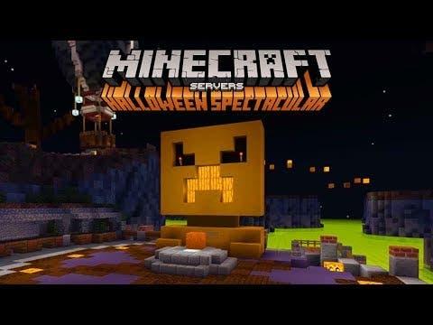 minecraft servers halloween spec