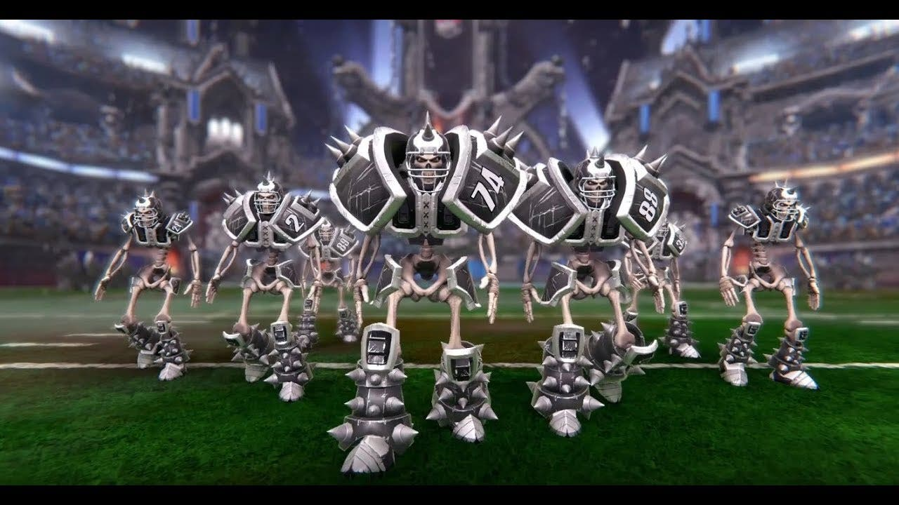 mutant football league kicks off
