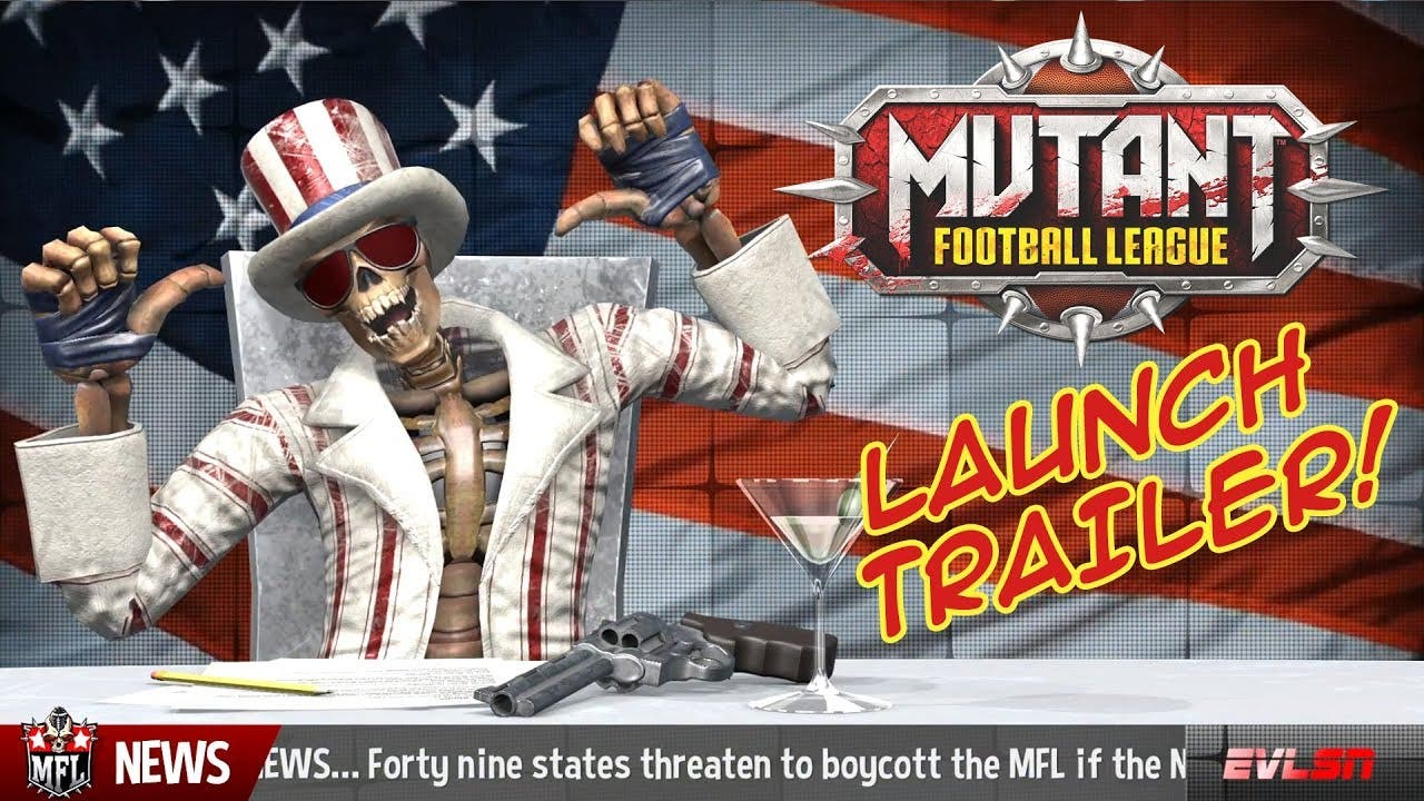 mutant football league tackles p
