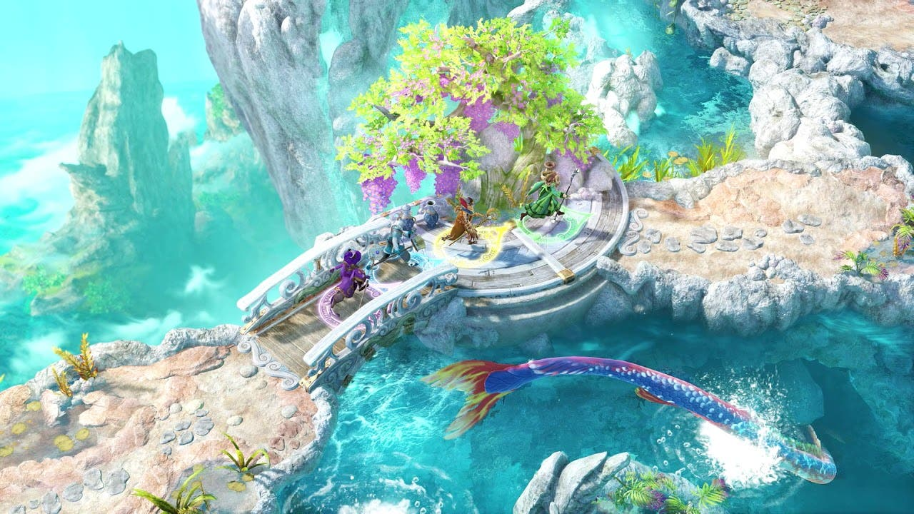 nine parchments is now available