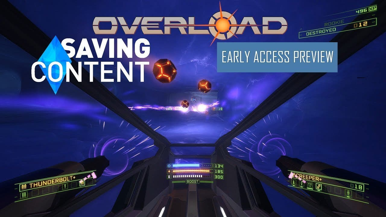 overload early access preview
