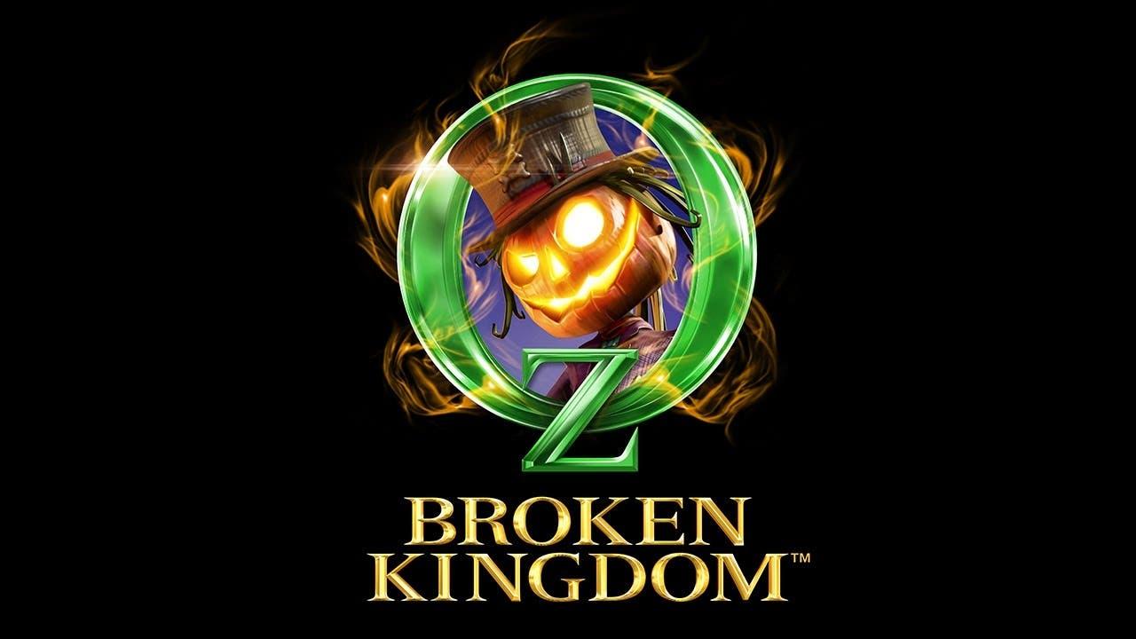 oz broken kingdom gets halloween