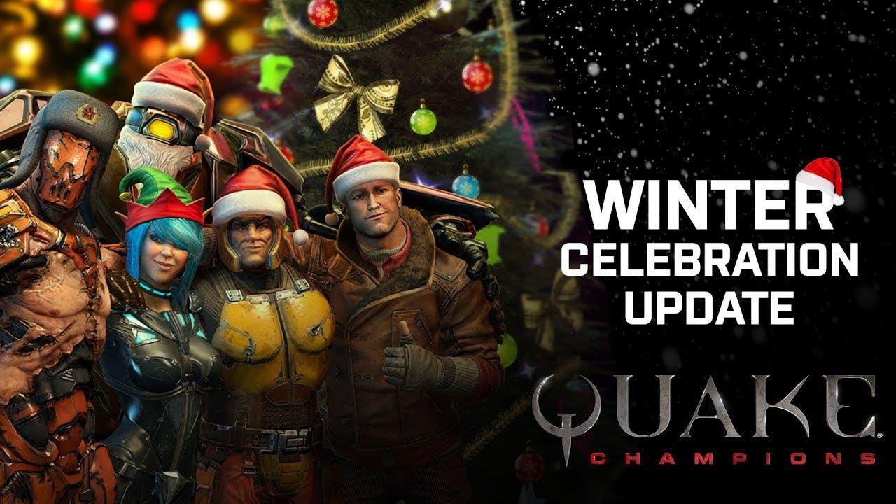 quake champions celebrates new u