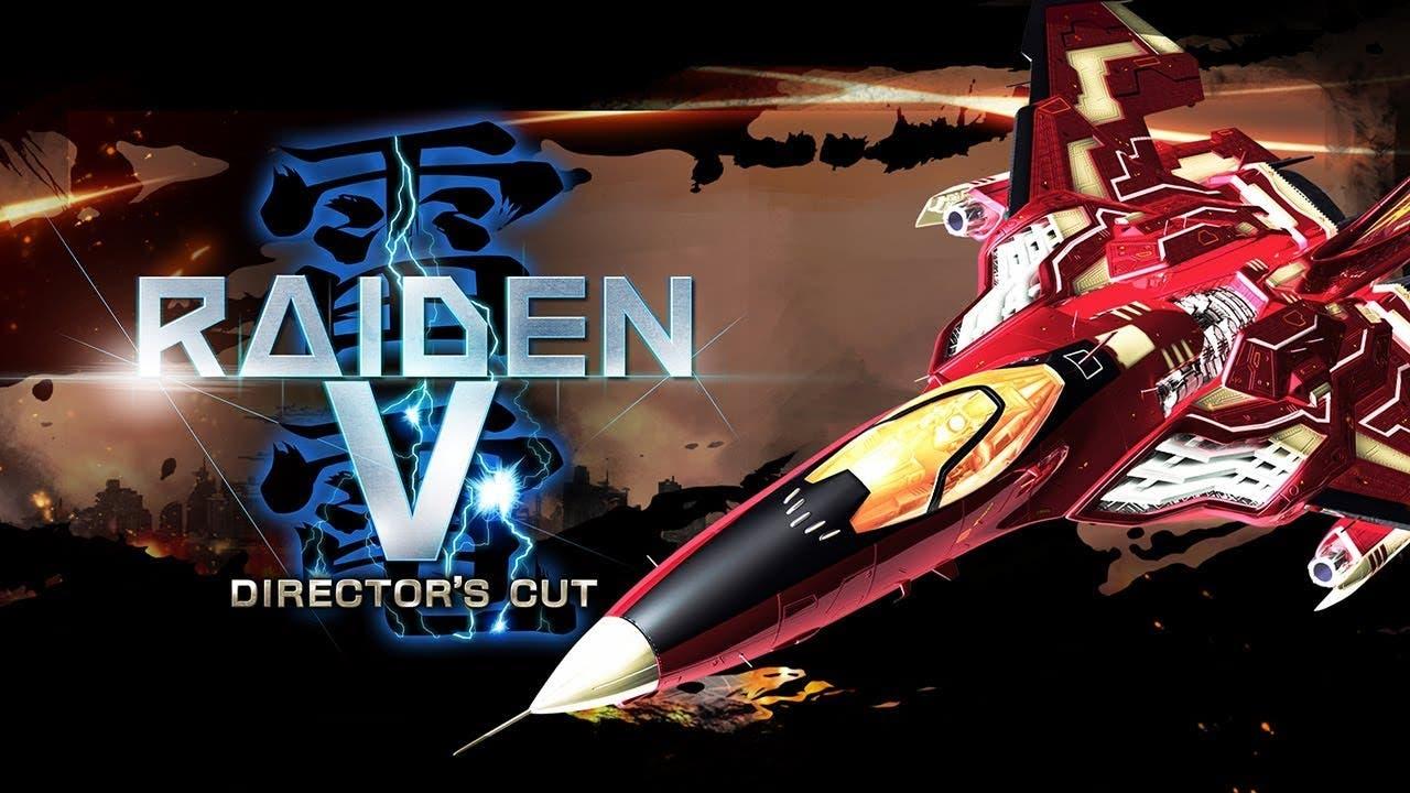raiden v directors cut is now av