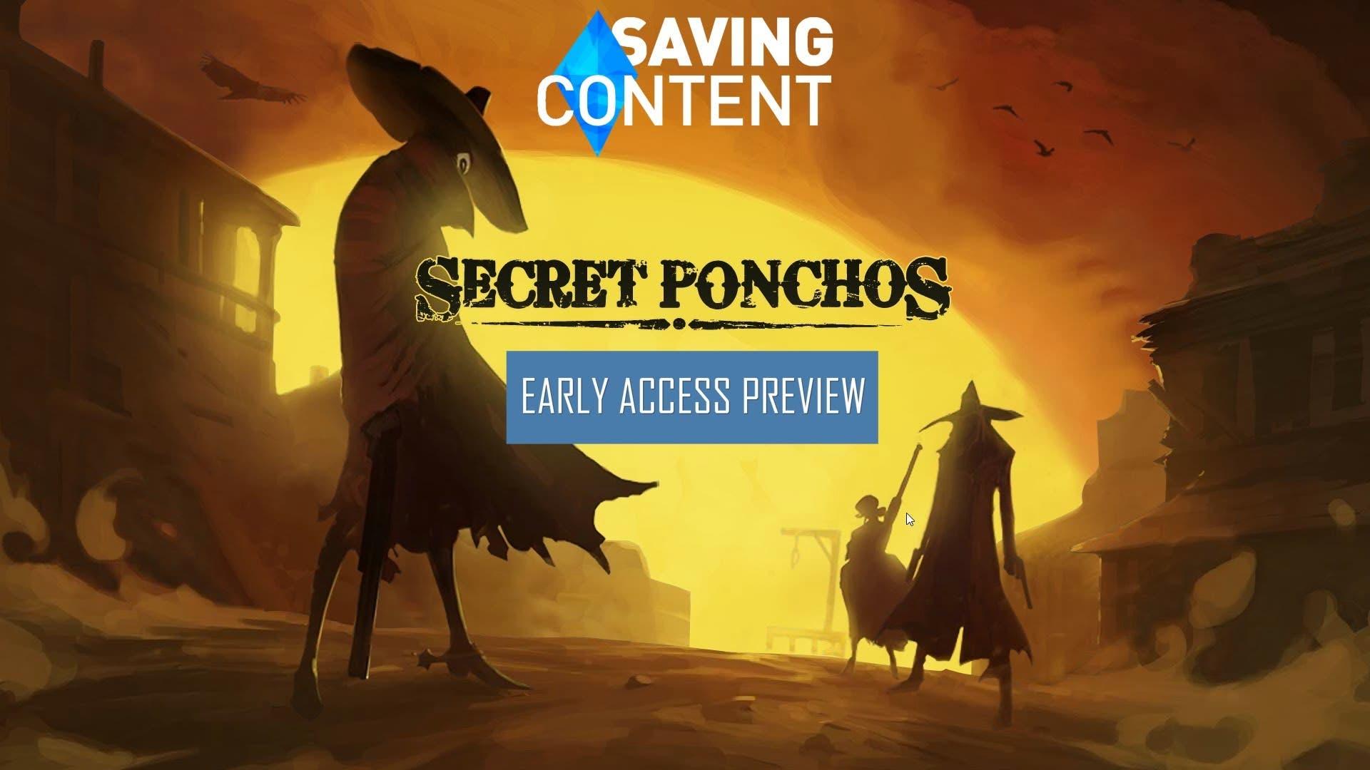 secret ponchos early access prev