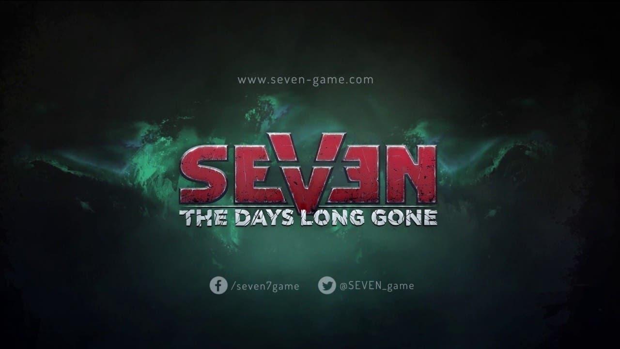 seven the days long gone trailer