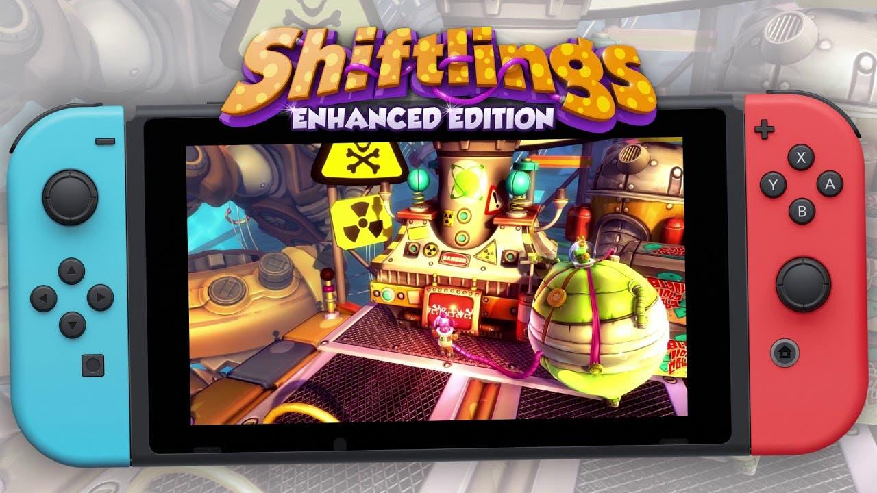 shiftlings enhanced edition comi