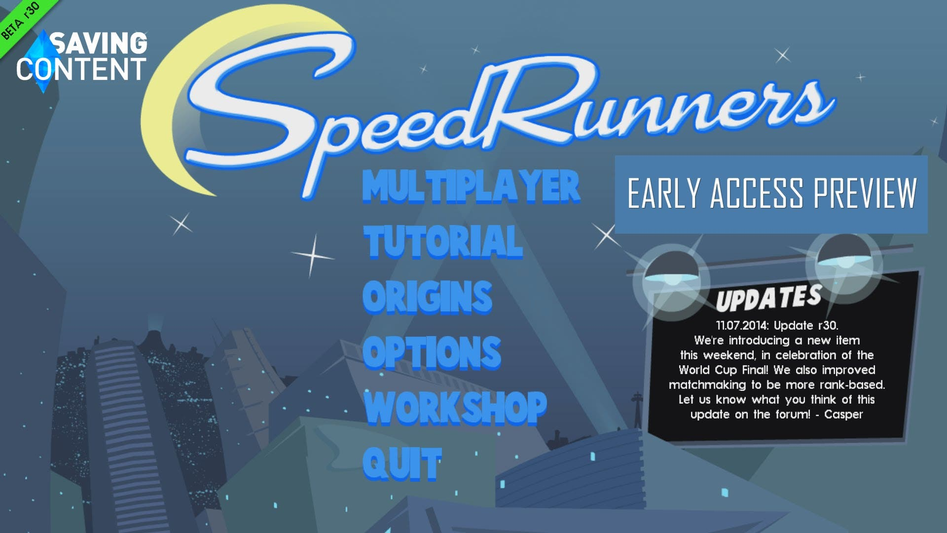 speedrunners early access previe