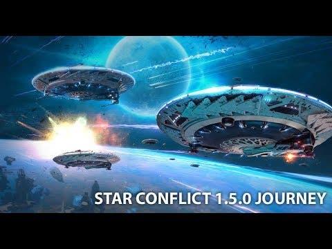 star conflict journey update is