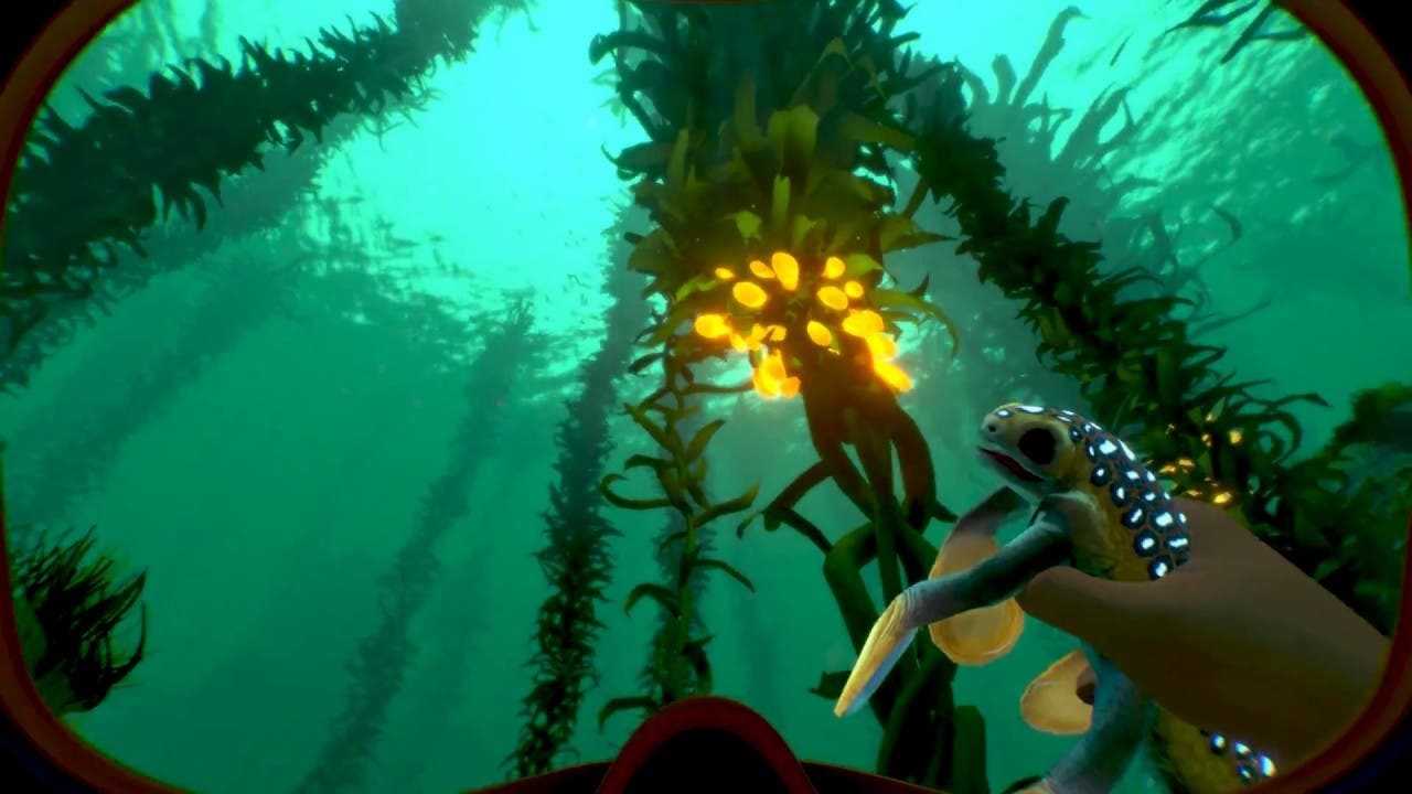 subnautica disembarks from early 2