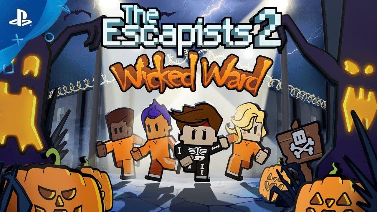 the escapists 2 celebrate hallow