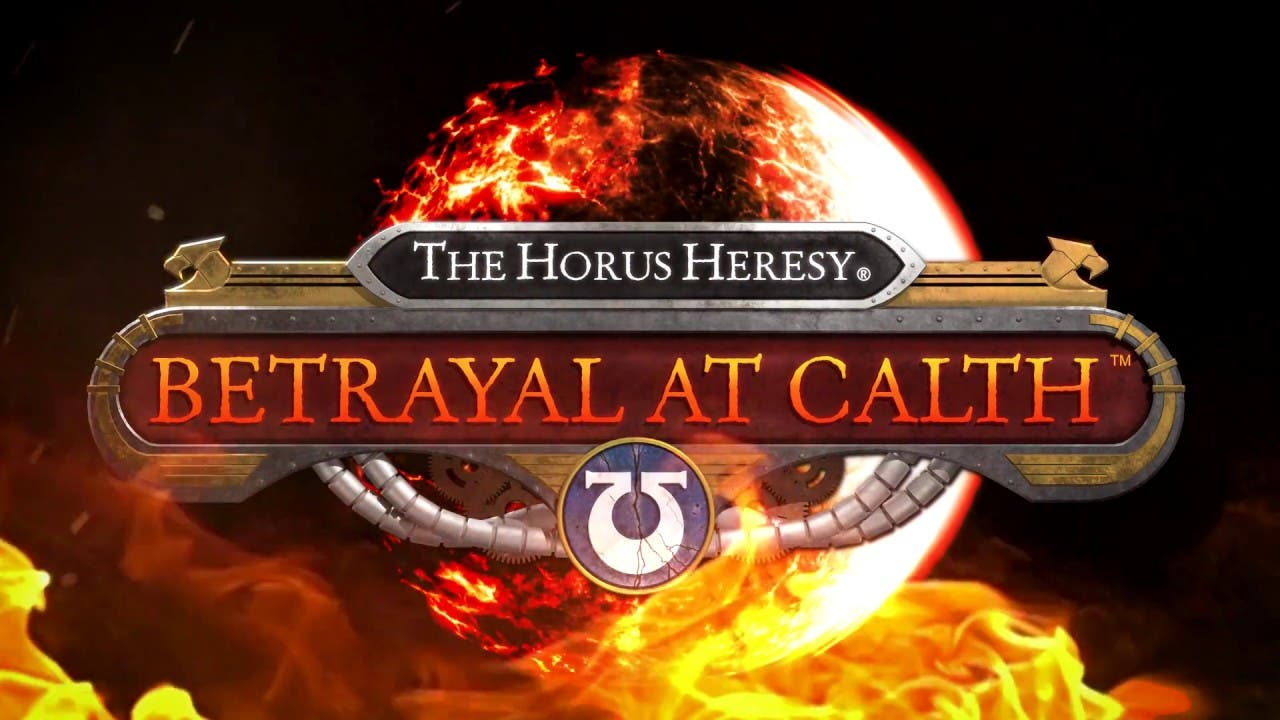 the horus heresy betrayal at cal