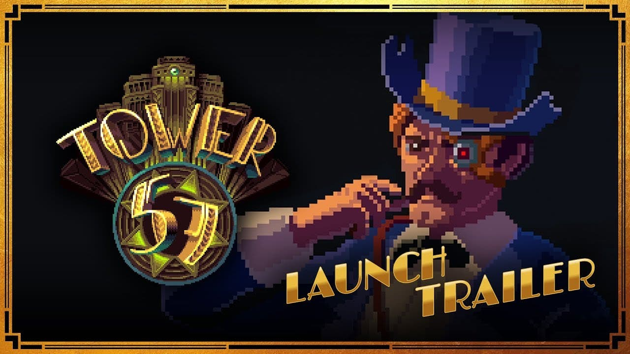 tower 57 from 11 bit studios and