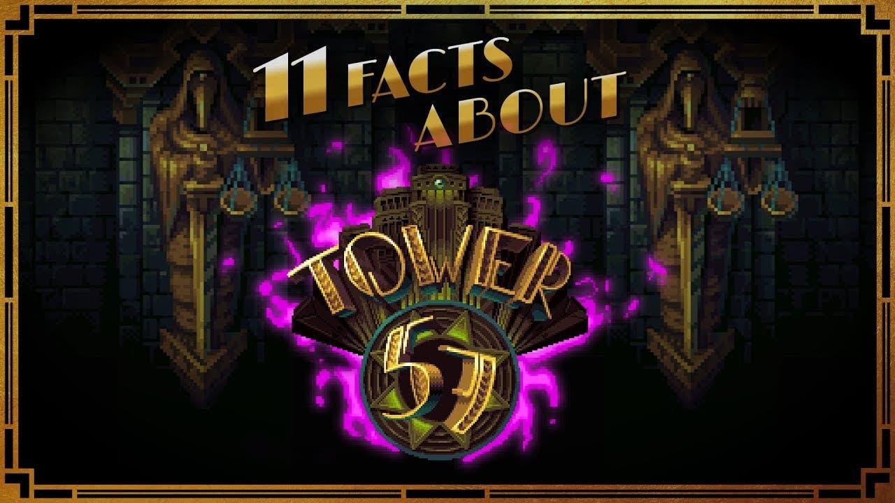 tower 57 prepares for november 1