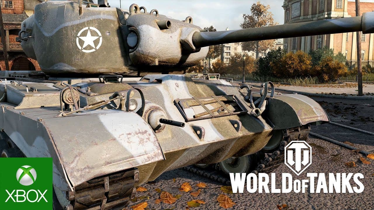 world of tanks gets enhanced for