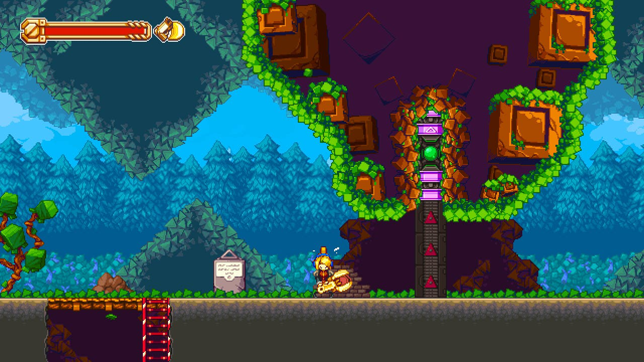Iconoclasts featured
