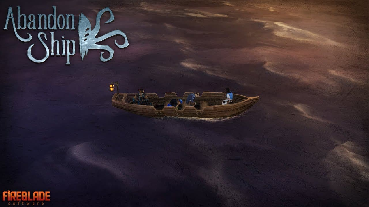 abandon ship gets a release date