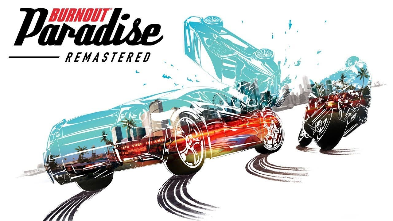 burnout paradise remastered coming to ps4 and xbox one on march 16th pc later this year. Black Bedroom Furniture Sets. Home Design Ideas