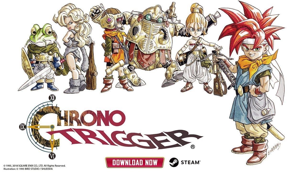 chrono trigger just landed on st