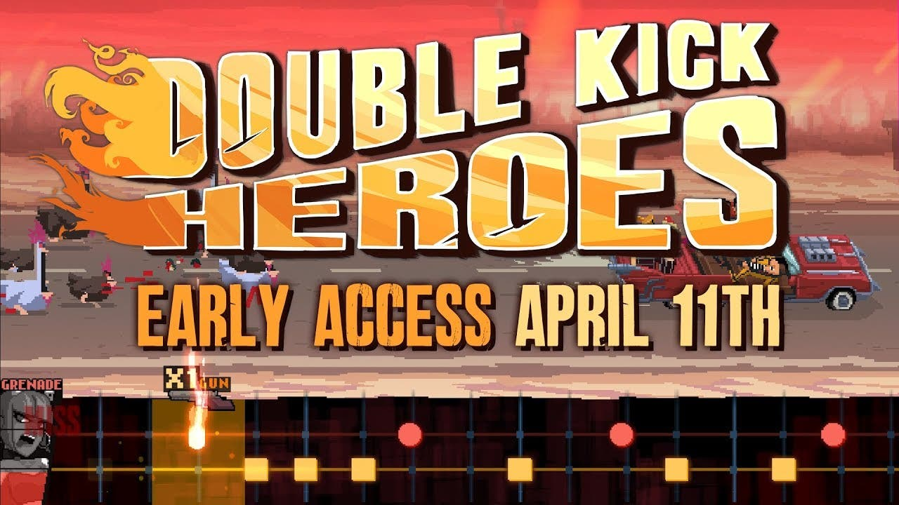 double kick heroes announced tak